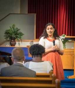 Amy Shepperd on how to teach Sabbath School