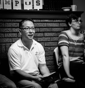 Dr. Jiwan Moon gave us a powerful message on discipleship Sabbath evening
