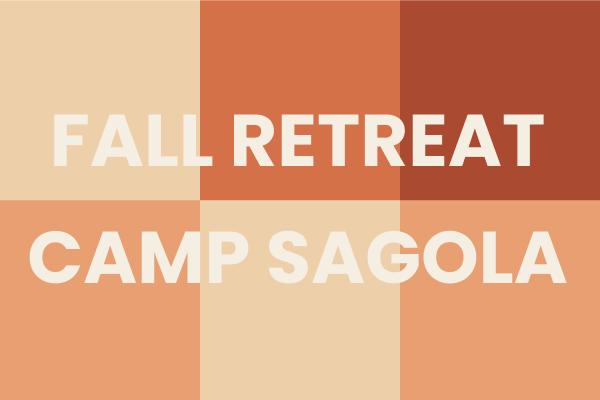 FALL RETREAT CAMP SAGOLA 2020